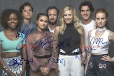 Riverdale CW TV Show cast Reprint Signed Autographed 12x18