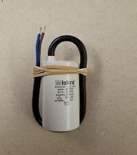 Saniflo 10mf Motor Rennen Reparatur Kondensator 470v Doppel Kabel Iskra