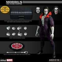 Mezco ONE:12 COLLECTIVE Morbius 6 inch action figure Marvel Universe PRESALE NEW