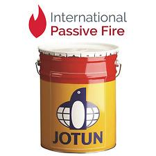 Jotun Steelmaster 60WB Waterbased Intumescent Fire Proof Steel Paint - 5Ltrs Tin