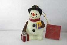 Snowman - Woodland Winds - Christopher Radko Item # 00-835-0 Rare Hard To Find
