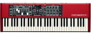 Nord Electro 5D 61 key Keyboard Piano Drawbars Organ SW61,NE5D in box //ARMENS.
