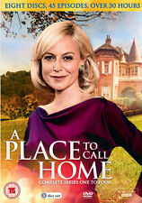 a Place to Call Home Series 1-4 R2 DVD in Hand Immediate DISPATCH