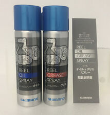 Shimano Spray Grease amp Oil Set