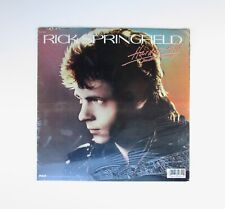 Rick Springfield – Hard To Hold - Soundtrack Recording, LP SEALED 1984