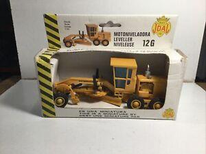 Joal 217 Road Grader  Near Mint In Its Original Box