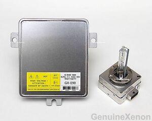 NEW! 2006-2008 BMW 3-series E90 E91 Xenon Ballast & Bulb HID Headlight Control