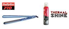 "Babyliss Pro Nano Titanium 1"" Ultra Slim Flat Iron + Free Shine Spray Set"