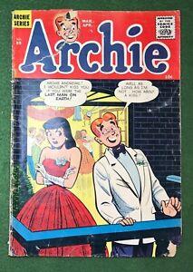 Archie #85 Archie Comics Golden Age 1957 DeCarlo Betty Veronica Jughead pr/fr