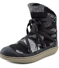 Eskimo Bootie Women US 5.5 Black Boot Retail 199.00