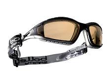 Lunettes de Protection Bollé TRACKER Oculaires Jaunes TRACPSJ