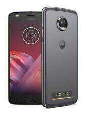 New Motorola Moto Z2 Play | 4G Lte (Factory Unlocked) 32Gb Smartphone Xt1710-01