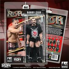 Bobby Fish Figures Toy Company Ring of Honor Wrestling Action Figure Series