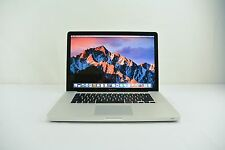 "15"" Apple MacBook Pro 2010  2.66GHz Core i7 4GB RAM 500GB MC373LL/A + WARRANTY!"