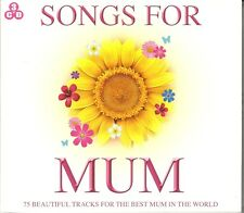 SONGS FOR MUM (MOM) 3 CD SET 75 BEAUTIFUL TRACKS Elvis its Now or Never + More