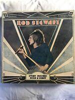Rod Stewart Vinyl LPs Bundle