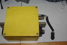 FANUC MIG Welding Interface Box - Gas-Water-Current - Ex Cond