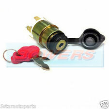 12V UNIVERSAL BIKE MOTORCYCLE MOTORBIKE BOAT MARINE 4 POSITION IGNITION SWITCH