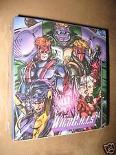 WildCATS Chromium Wildstorm Oversized Comic Bk.Cards Bx