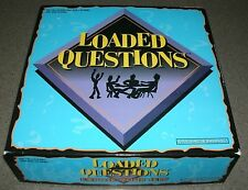 Loaded Questions Game by All Things Equal - 2003 Edition - 100% Complete