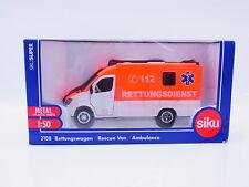 43288 Siku Super Serie 2108 Mercedes Benz Sprinter Rettungswagen 1:50 NEU OVP