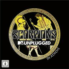 SCORPIONS - MTV UNPLUGGED  (LIMITED EDITION) 2 CD + DVD + 3 VINYL LP NEUF