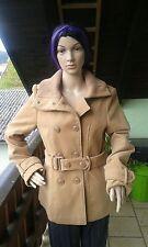 Elegante Damen Winter Jacke in Camel. Größe 40    Wie Neu!!!