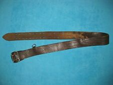 #6 Russian belt equipment WW2 RKKA Soviet Union for Nagant Tokarev TT30 USSR