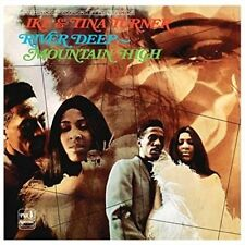 River Deep-Mountain High [LP] by Ike & Tina Turner (Vinyl, Mar-2016, A&M (USA))