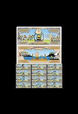 Peanuts Novelty Notes Set of 12 Fun Dollar Bills Snoopy Charlie Brown