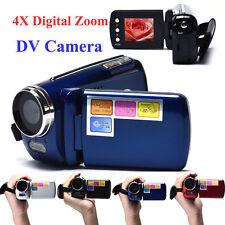 Mini 1.8'' 1080P FHD TFT 4X Digital Zoom Video Digital Camera 32GB DV Camcorder