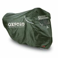 Oxford Stormex Waterproof Motorcycle Bike Scooter Cover All Weather