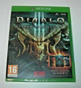 Diablo III Eternal Collection Xbox One edición española precintado