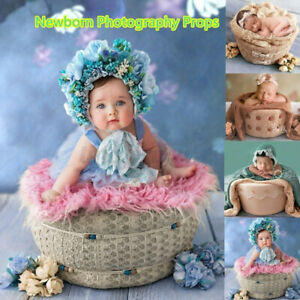 Baby Poser Pillow Pod Beanbag Infant Sofa Photography Photo Prop Accessorie
