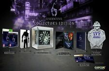 Resident Evil 6 VI Collector Limited Needle Bomb Edition PS3 NEW