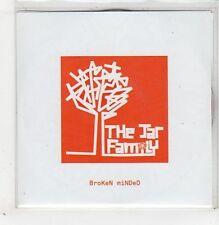(GB642) The Jar Family, Broken Minded - 2011 DJ CD