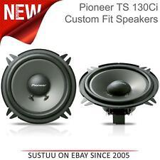 Pioneer 13cm car audio separada de ajuste personalizado Sonido Altavoces │ 130W Max Power