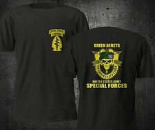 NEW SPECIAL FORCES GROUP AIRBORNE MILITARY T SHIRT S-4XL