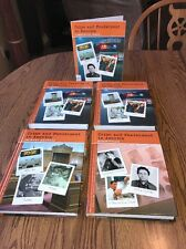 Crime and Punishment in America: Biographies by Richard Clay Hanes 5 Book Set