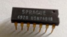 Sprague 7401 TTL - Vintage ! - 1969 Date Code - RARE !!