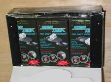Star Trek The Next Generation stardisc trading cards opened box