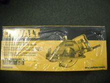 "DEWALT DWS535B 7-1/4"" 15 Amp Worm Drive Circular Saw with Electric Brake NEW"