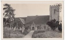Sussex; Hellingly Church RP PPC, Unposted, By Staffords