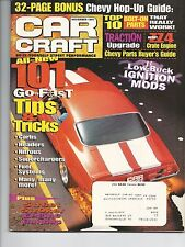 Car Craft Magazine November 1997 Low Buck Ignition Mods Very Good