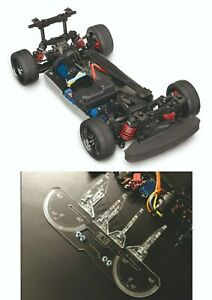 Setup Station System for 1/10 RC Traxxas 4-Tec 2.0 VXL Toe + Camber adjusting