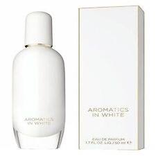 AROMATICS IN WHITE BY CLINIQUE 1.7 oz / 50 ml EDP WOMEN SEALED