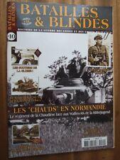 Batailles & Blindés No 10, 2005, Histoire de la guerre mécanisée et des engins..