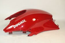 Cubierta Depósito Compl.in Carbono Para Ducati Diavel Red 48013191AA