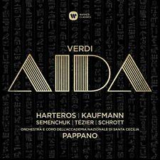 ANTONIO PAPPANO - VERDI: AIDA [CD]