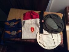 Lot of Mixed Marine & Air Force Military Items WWII
